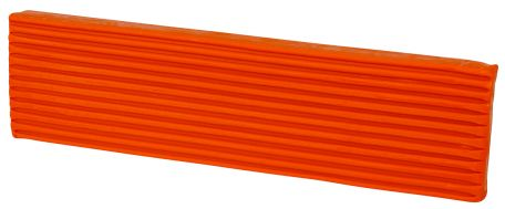 Plasticine, 500g orange