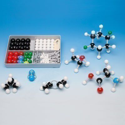 Models, Molymod,  Organic, 48 atoms Introductory