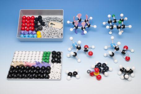 Models, Molymod,  Organic Teachers Set, 111 atoms
