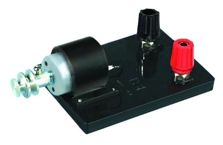 Motor/generator kit, small with double pulley