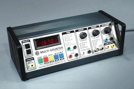 Timer Count/Freq, Geiger, 20 mem, LED/6 dig 240V