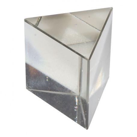 Optical Bench, spares prism, glass, 60 x 60 x 60 deg.