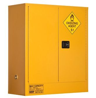 Oxidising Agent Safety Cabinet, Metal