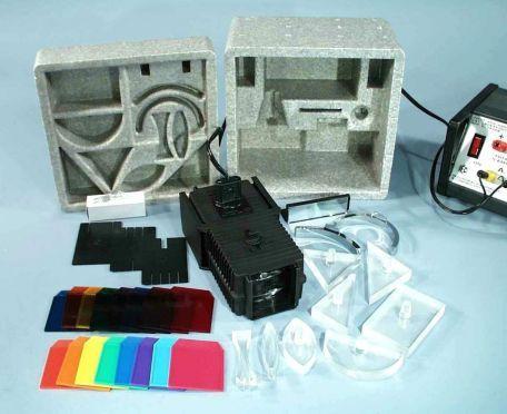 Hodson Light Box & Optical Set