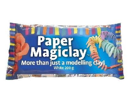 Paper Magiclay