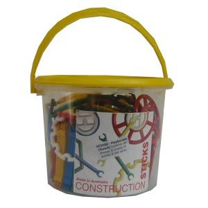 Construction Clever Sticks - Playbucket