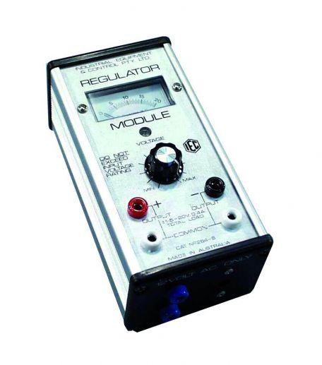 Power Supply regulator module, +/- 1-20V, reg. 200mA.-12V