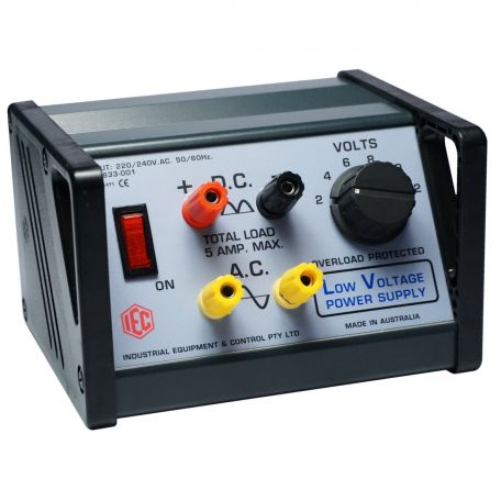 Power Supply standard, 2-12V AC/DC/5A