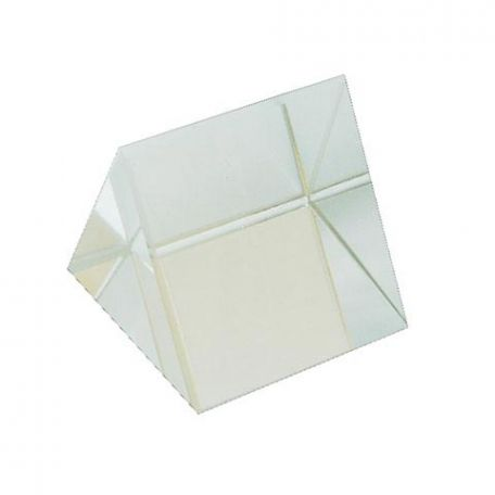 Glass prism, 50mm equilateral