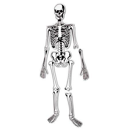Human Skeleton Floor Puzzle