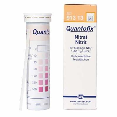 Test paper nitrate / nitrite 100pcs