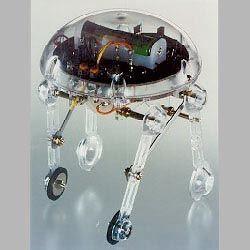 Robot,  Moonwalker II