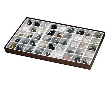 Rock Collection, deluxe, 45pcs