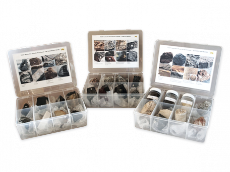 Australian Rock Kit, for schools by TESEP