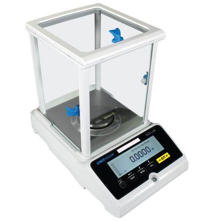 Adam Solis Analytical Balance, 310g x 0.0001g (External Calibration)