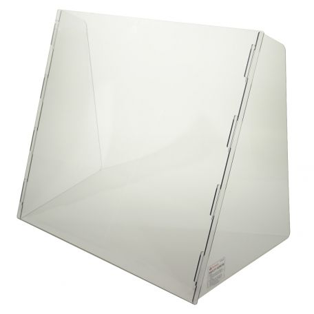 Safety screen, polycarbonate