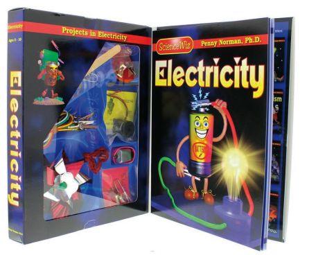 Electricity Kit, Science Wiz
