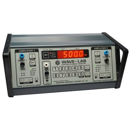 Signal Generator Wave Lab digital