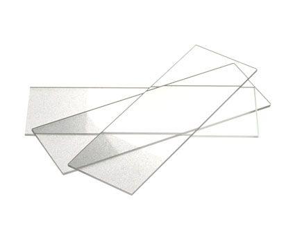 Slides plain, 75 x 25mm, box/50