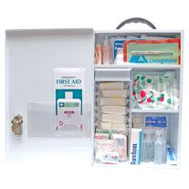 First Aid Kit, class A, OH&S reg.