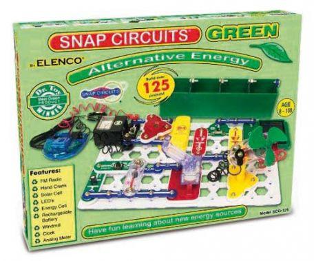 Snap Circuit - Green Alternative Energy