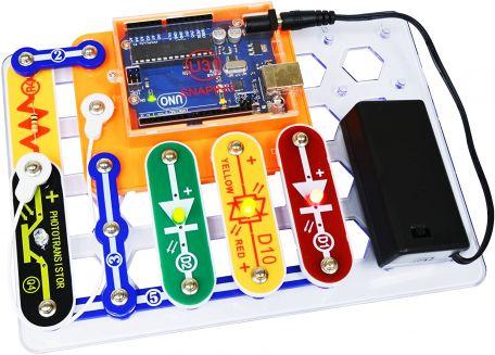 Snapino - Makes Coding a Snap Kit