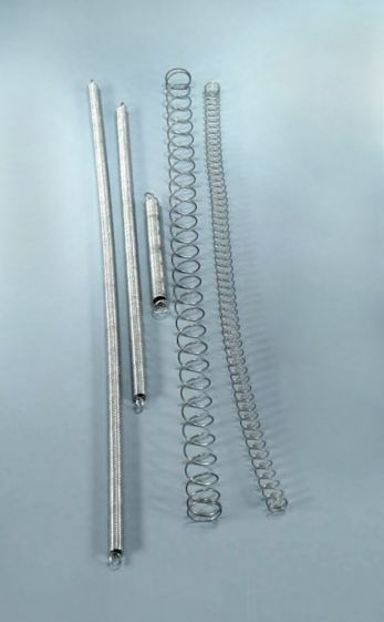 Hooke's Law Springs,  set of 5 (Non-proportional)