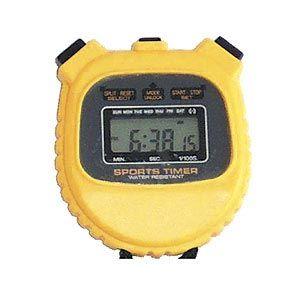 Stopwatch, digital, 0.01s, heavy duty