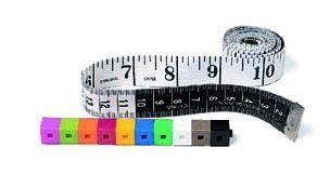 Tape measure set of 10