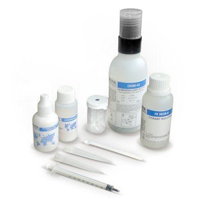 Test kits,  formaldehyde, 100 tests