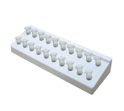 Test Tube Rack, PP, for 20 x Micro Tubes