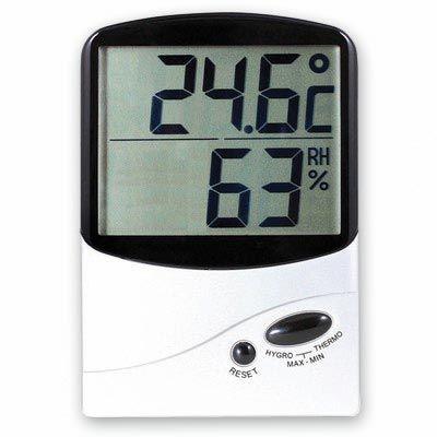 Thermometer/Hygrometer, digital