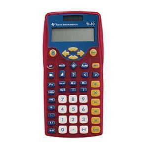 (obsolete) TI-10 calculator