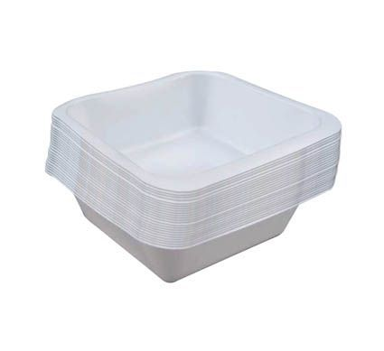 Weigh trays, disposable