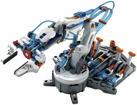 Kit Hydraulic Robot Arm