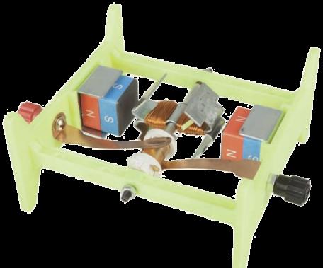 Mini Electric Motor Experiment