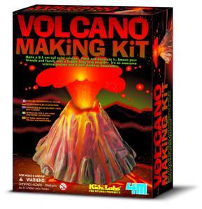 Volcano making kit