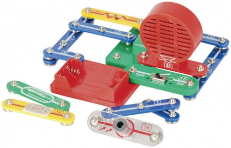 Burglar Alarm Snap-on Electronic Project Kit