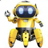 Tobbie Hexapod Robot Kit