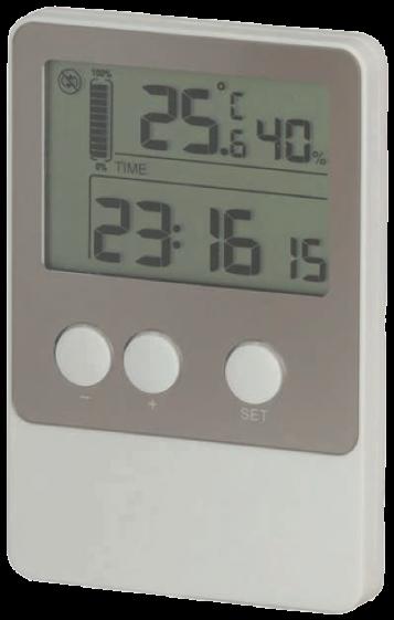 USB Temperature and Humidity Data Logger