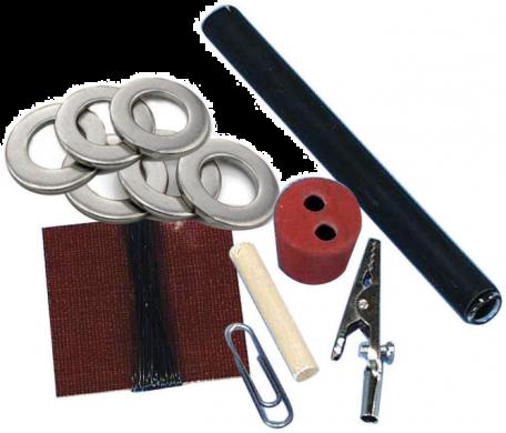 Circular motion kit, simple