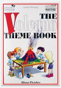 The Volcano Theme Book