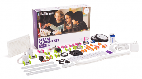 littleBits STEAM Education Class Pack, 24 Students