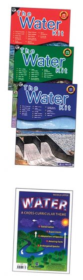 The Water Test Kit book, Ages 6-8