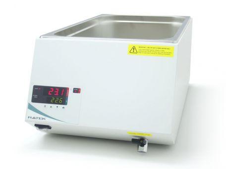 Water bath, 24L, digital, uncirculated, Ratek