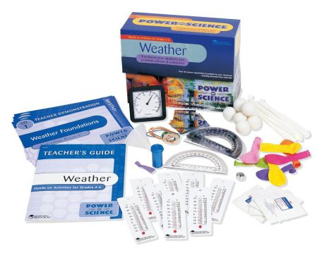 Power of Science - Weather Kit