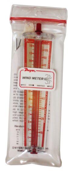 Wind speed meter, Venturi