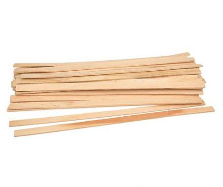 Wooden splints, pack 1000