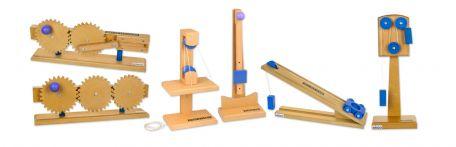 Simple Machines, kit A, set/6