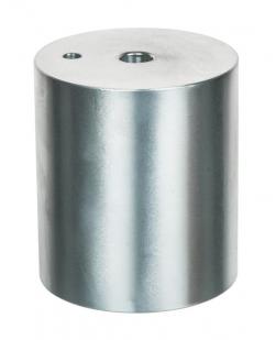 Metal block calorimeters, Aluminium